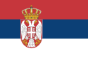 Serbia&M Flag